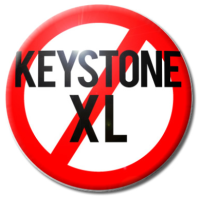 No-Keystone-XL-button